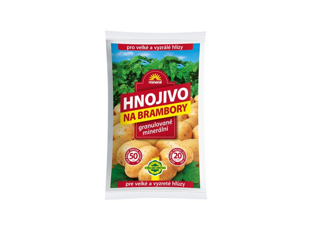 Hnojivo na brambory 5 kg