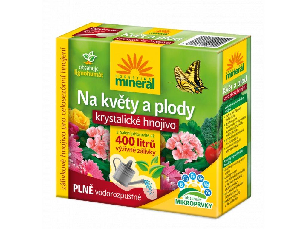 forestina krystalicke hnojivo na kvety a plody 400 g
