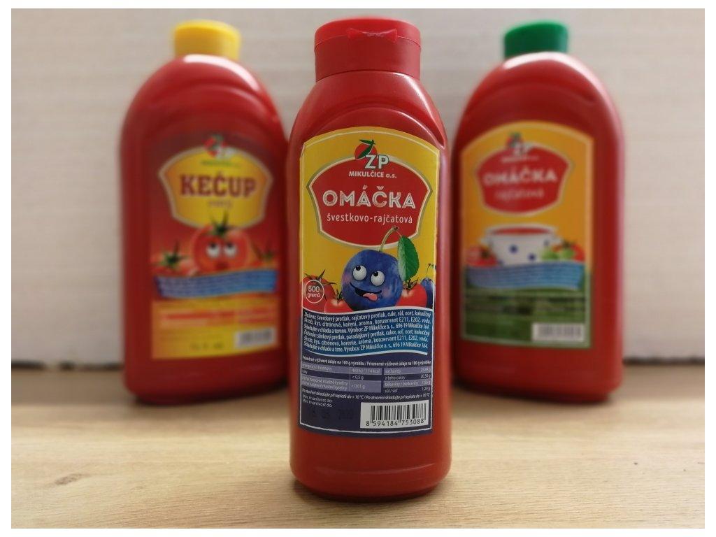 Švestkovo rajčatová omáčka