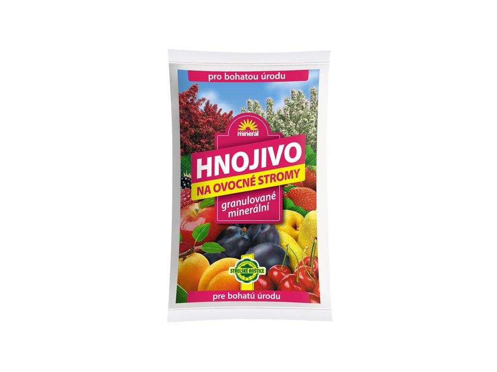 Hnojivo pro ovocné stromy a drobné ovoce 5kg
