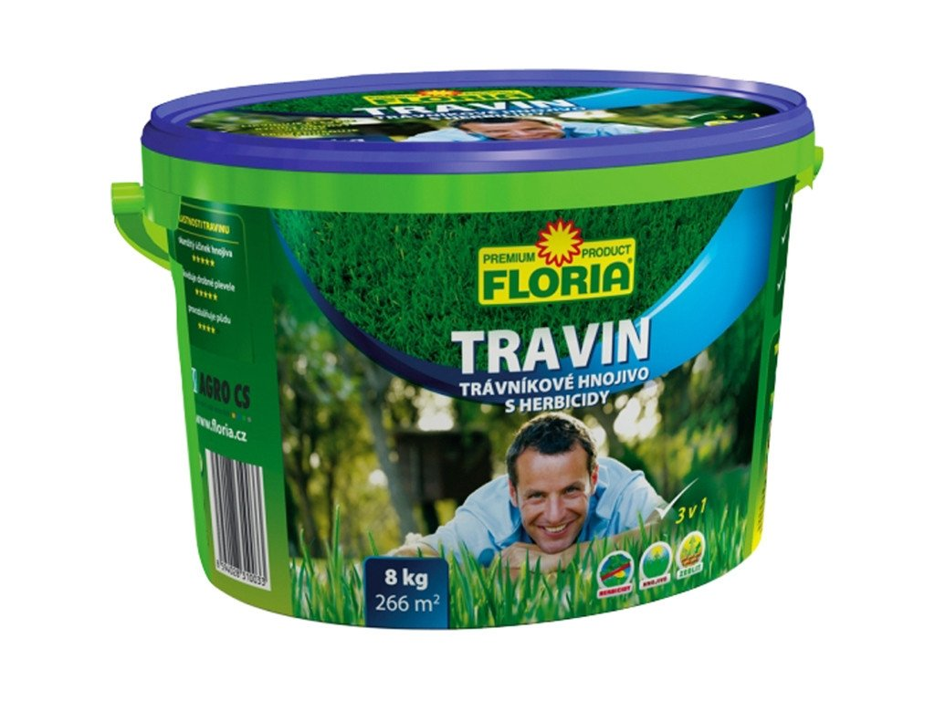 FLORIA Travin 8kg