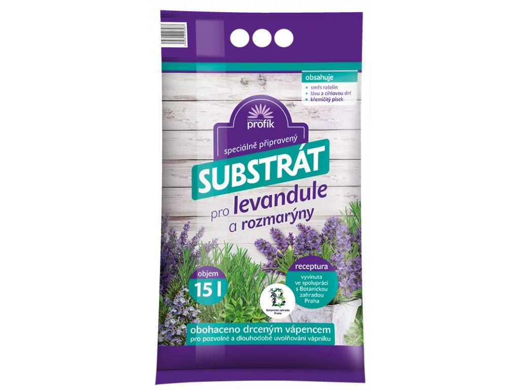substrat pro levandule 15l