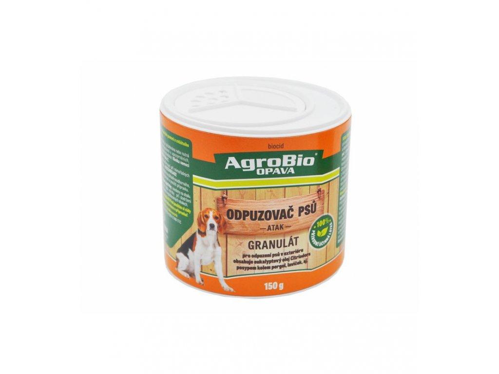Atak odpuzovac psu granulat 150g