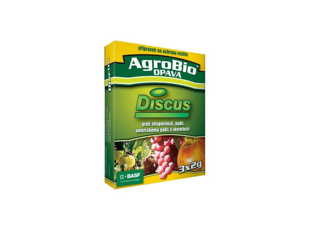 Discus 3*2g