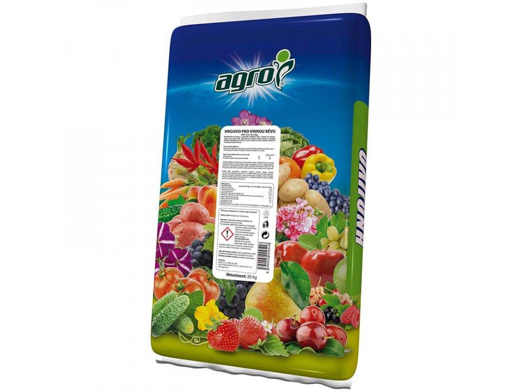 Minerální hnojivo pro vinnou révu 20 kg