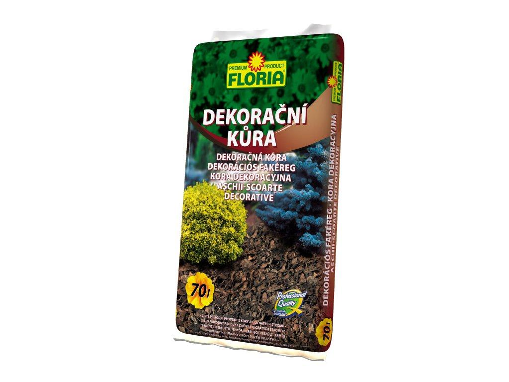 FLORIA Dekorační kůra 70l