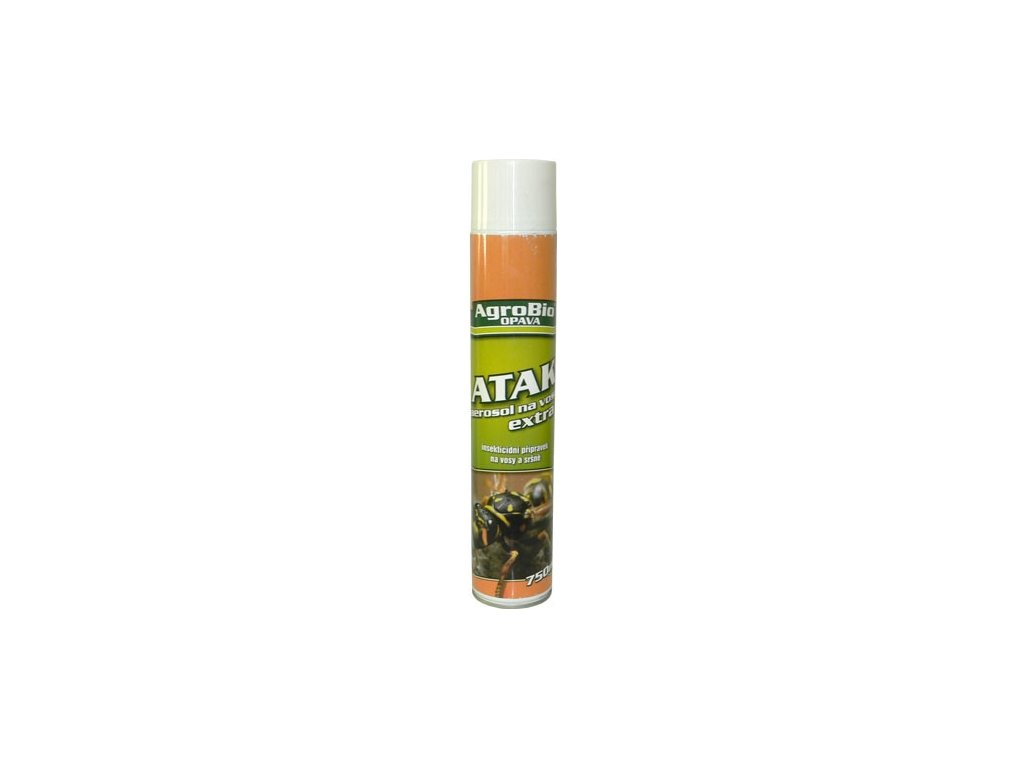 ATAK - Aerosol na vosy Extra 750 ml