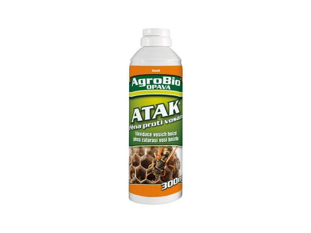 ATAK - Pěna proti vosám 300 ml