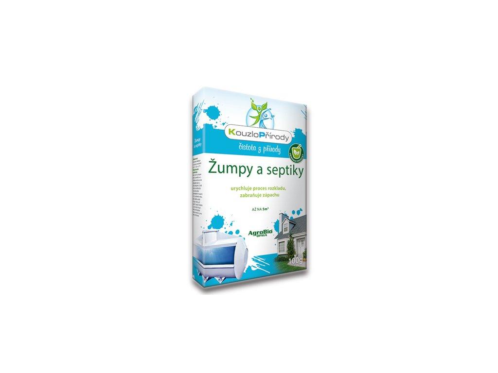 KP Žumpy a septiky 3x100 g