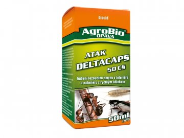 Deltacaps 50ml