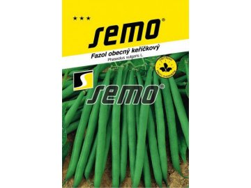 semeno zelenina fazol obecny kerickovy bolero