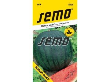 2106 semo zelenina meloun vodni sugar baby 269x500
