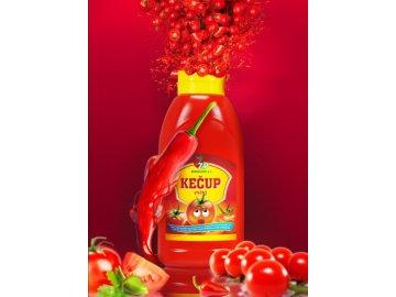 Kečup ostrý 1500g