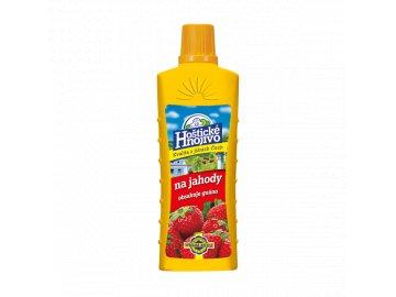 Hoštické hnojivo na jahody s guánem 1l