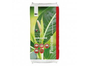 substrat pro pokojove rostliny