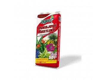 Substrát pro pokojové rostliny 50l