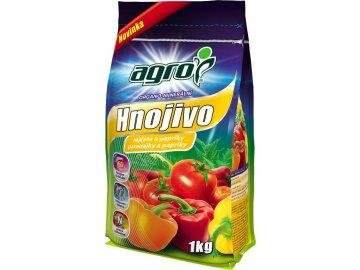 Agro hnojivo na rajčata a papriky