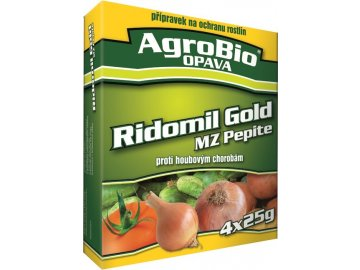 Ridomil Gold MZ Pepite 4x25g