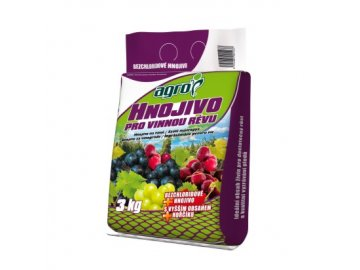Minerální hnojivo pro vinnou révu 3 kg