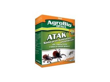 ATAK - Sada proti klíšťatům a komárům 50+50 ml