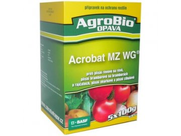 Acrobat MZ WG 5*100g