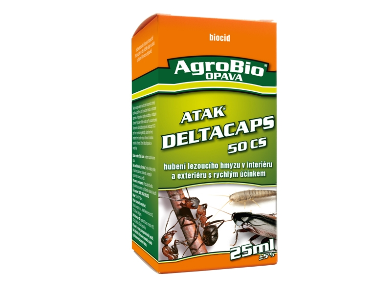 ATAK - DeltaCaps 25 ml
