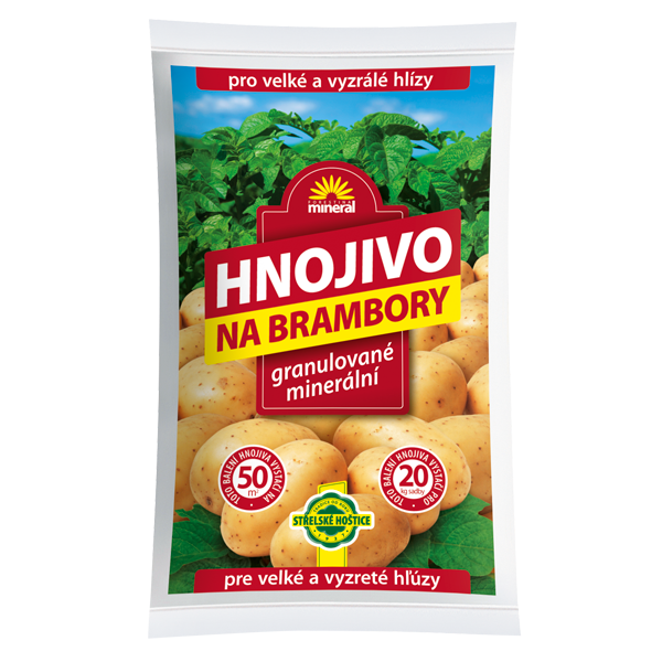 Hnojivo pro brambory 5kg