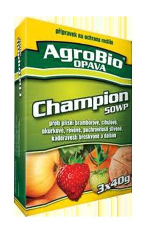 Champion 50 WP 3x40g