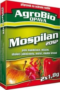 MOSPILAN 20 SP 2X1,8G