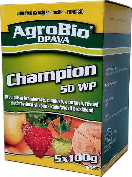 Champion 50 WP 5x100g