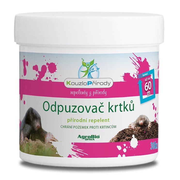 KP ODPUZOVAČ krtků - 30 ks