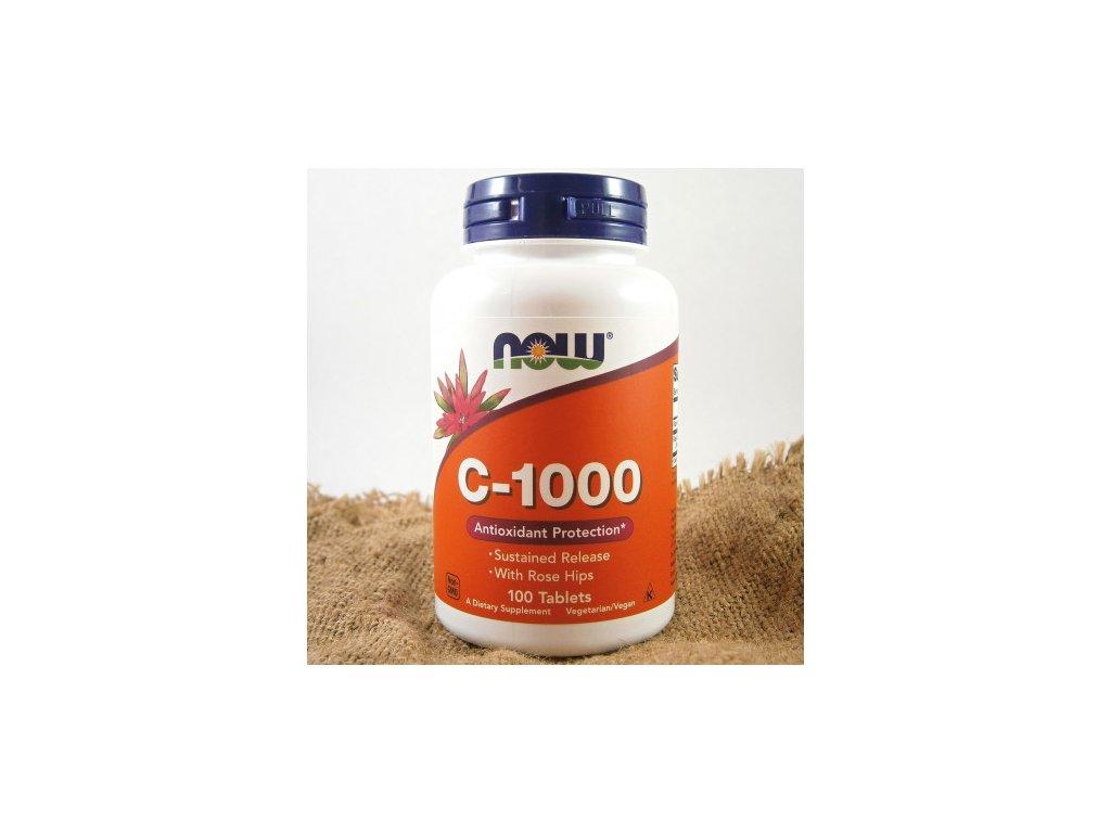 now vitamin c 1000 100