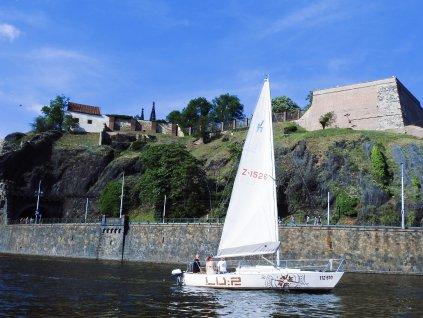 Měsíční kurz na kajutové plachetnice