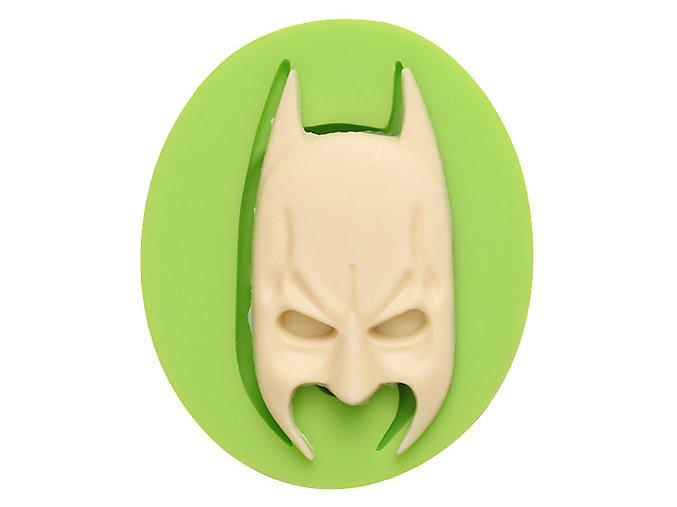 7ES 0813 Batman Mask Fondant Silicone Molds for cake decorating