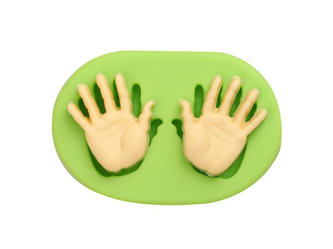ES 1301 Baby Hands Silicone Mould
