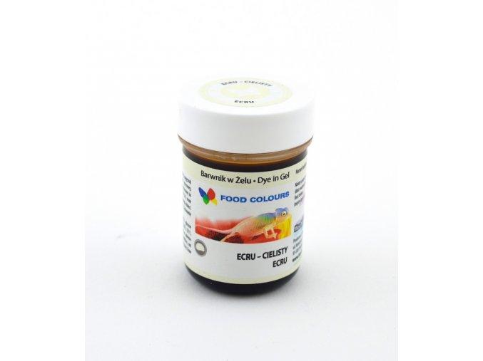 gelova barva food colours ecru telova 35 g1