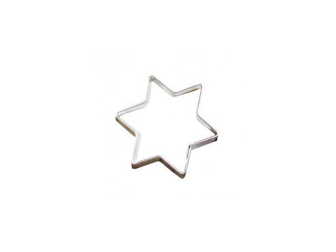 Vykrajovátko tvar hvězda