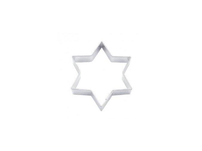 Vykrajovátko tvar hvězdička