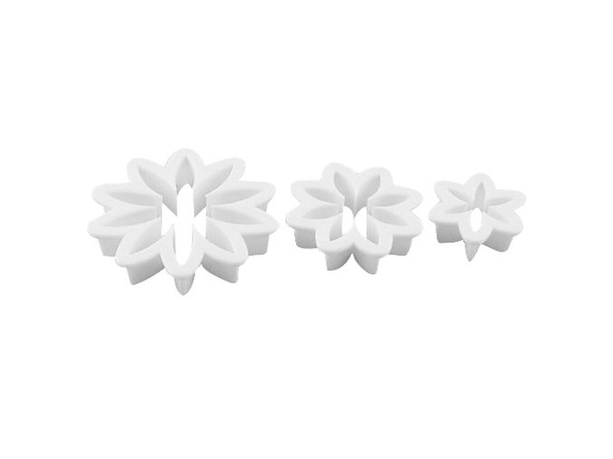 FP 105 Daisy Pattern Cookies Cutter