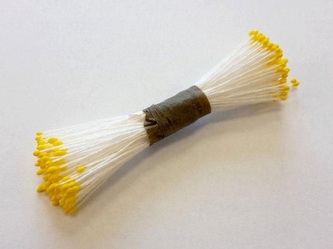 žluté mini