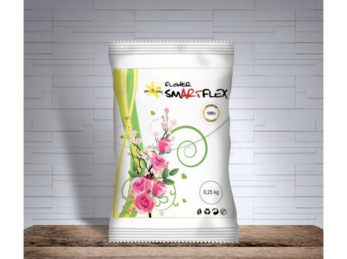 smartflex flower vanilka 0 25 kg modelovaci hmota na vyrobu kvetin 1