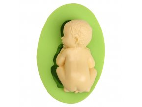 ES 1002 Baby Sweet Dreams Silicone Soap Mould