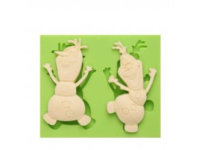 7ES 0810 Cartoon Themed Fondant Silicone Molds for cake decorating