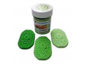 Gelová barva Food Colours Pistachio green