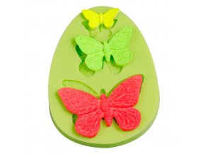 Silikonová formička Motýli