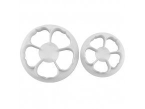 FP 120 5 petal flower pastry cutter set (1)