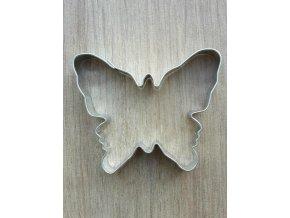 Vykrajovátko tvar motýl