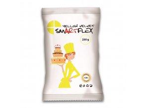 smartflex yellow velvet vanilka 0 25 kg v sacku 1