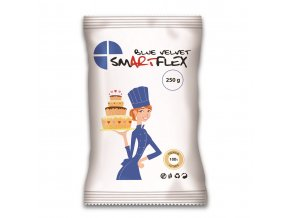 smartflex blue velvet vanilka 0 25 kg v sacku 1