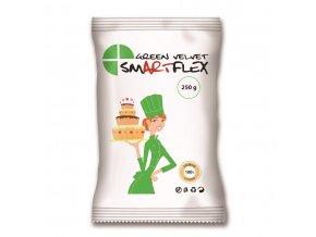 smartflex green velvet vanilka 0 25 kg v sacku